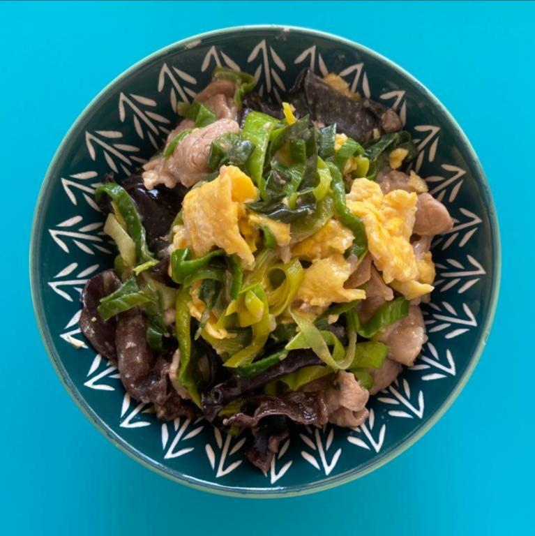 木須肉-Moushurou- (Chinesische Küche)